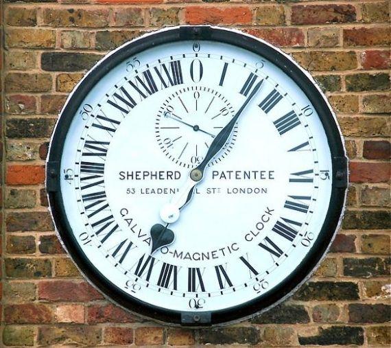 Extra Golf - Clock 1297391911459_ORIGINAL