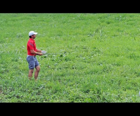 Extra Golf - Jason Day - trouble 625x519